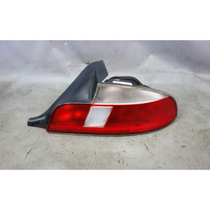 Damaged BMW Z3 Roadster Right Passenger Rear Tail Light Clear White 1999-2002 OE - 30286