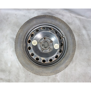"""1997-2006 BMW E46 3-Series Z3 16"""" Factory Compact Emergency Spare Wheel and Tire - 30292"""