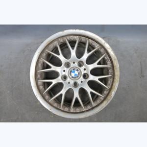 """1996-2002 BMW E36 Z3 17"""" 17x8.5 Rear Style 42 BBS 2-Piece Cross Spoke Wheel OEM - 30296"""