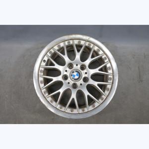 """1996-2002 BMW Z3 E36 17"""" 17x7.5 Front Style 42 Cross Spoke BBS Snowflake Wheel - 30315"""