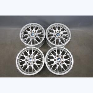 "BMW E36 E46 3-Series Factory 16"" Cross-Spoke Style 42 Alloy Wheel Set of 4 - 30321"