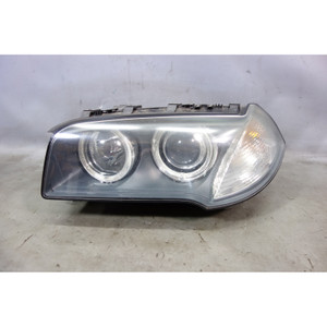 2007-2010 BMW E83 X3 SAV LCI Factory Left Front Headlight Xenon Adaptive White - 30400