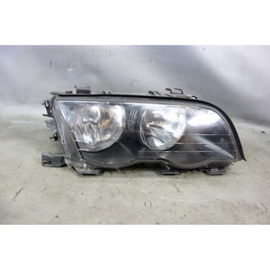 Damaged 99-01 BMW E46 3-Series 4door Right Front Passenger Halogen Headlight OE - 30421