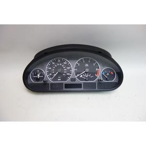 2001-2005 BMW E46 330i 330xi Instrument Gauge Cluster for Manual Transmission OE - 30422