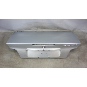1994-1999 BMW E36 3-Series Convertible Trunk Boot Deck Lid Arctic Silver OEM - 30433