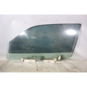 Damaged BMW E36 1995-99 2dr Driver Left Front Window Glass Coupe Convertible - 30443