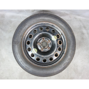"""2004-2010 BMW E60 5-Series E83 X3 17"""" Compact Spare Wheel and Tire Factory OEM - 30467"""