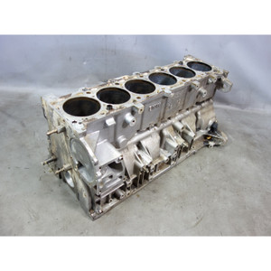 1997-1998 BMW Z3 2.8 Roadster 2.8L M52 6-Cyl Engine Housing Cylinder Block 123K - 30498