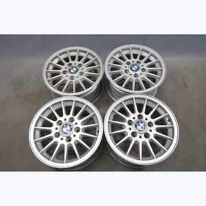 1994-1999 BMW E36 3-Series Factory 15x7 Style 32 Radial Alloy Wheels Set of 4 - 30509