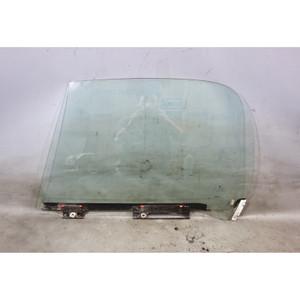 Damaged BMW Z3 Roadster Left Front Driver Door Window Glass 1996-2002 OEM - 30524