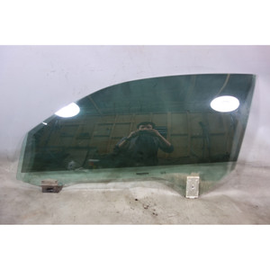 Damaged BMW E92 3-Series Coupe Left Front Driver's Window Glass 2007-2013 OEM - 30531