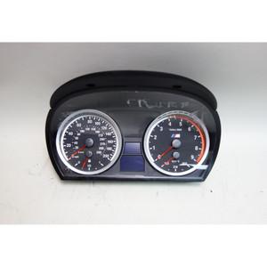2008-2013 BMW E90 M3 4.0 V8 S65 Instrument Gauge Cluster f DCT Dual-Clutch Trans - 30542