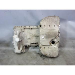 Damaged 2008-2013 BMW E90 M3 S65 4.0L V8 Factory Engine Oil Pan Sump OEM - 30559
