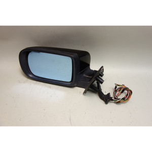 1995-2001 BMW E38 7-Series Left Outside Side Mirror Memory Heat Black 2 OEM - 30581