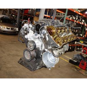 1999-2003 BMW E39 540i 740i M62TUB44 4.4L V8 Engine Assembly Running 130K OEM - 30599