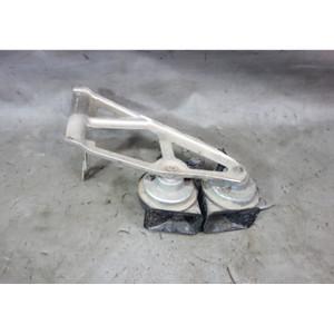 2008-2013 BMW E90 M3 E92 E93 Factory Horn Set with Mounting Bracket OEM - 30607