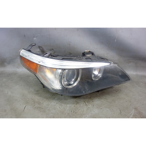 2005-2007 BMW E60 E61 5-Series Factory Right Front Xenon Adaptive Headlight OEM - 30611