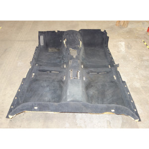 1998-2001BMW E38 7-Series Long Wheel Base Interior Floor Covering Carpet Set OEM - 30612