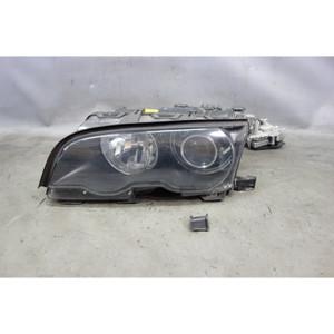 Damaged 2002-2006 BMW E46 M3 Left Driver's Factory Xenon Headlight Lamp OEM - 31055