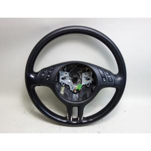 2000-2006 BMW E46 3-Series Factory Sports Steering Wheel w Multifunction - 31069