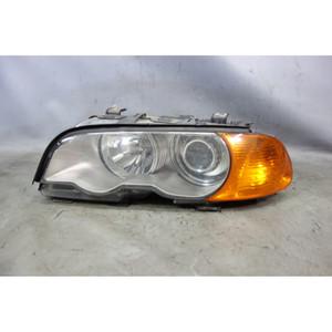2001 BMW E46 3-Series 330Ci 2door Left Front Xenon Head Light Lamp Titan OEM - 31108