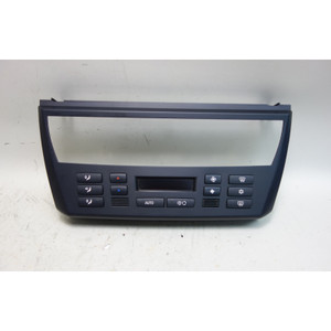 Damaged 2004-2008 BMW E83 X3 SAV Automatic Climate Control Interface Panel OEM - 31149