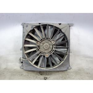 Damaged BMW Z3 1.9 E36 M42 M44 Electric Engine Cooling Fan Puller Suction OEM - 31173
