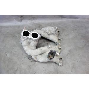 1994-1995 BMW E36 318i M42 4-Cylinder Intake Manifold Bottom Section Plenum OEM - 31187