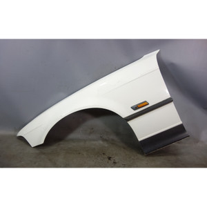 1992-1996 BMW E36 3-Series 2door Left Front Fender Quarter Panel White 3 OEM - 31192