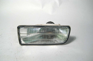 BMW E36 3-Series Left Front Drivers Fog Light 1992-1999 Hella USED OEM - 1924