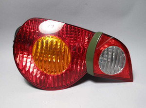BMW E85 Z4 Roadster Left Rear Drivers Tail Light 2003-2005 USED OEM - 5193