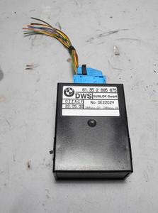 BMW E39 M5 Tire Pressure Monitor Control Module TPMS DWS 2000-2003 OEM 2695675 - 7294