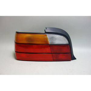 Damaged BMW E36 3-Series 2dr Left Rear Driver's Tail Light 1992-1999 6 Cyl OEM - 30385