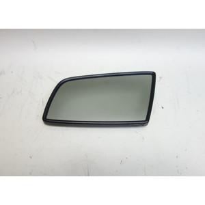 2004-2005 BMW E60 5-Series E63 Left Outside Driver's Dimming Mirror Panel Pane - 30626