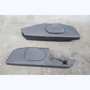 1996-2002 BMW Z3 Roadster Cabrio Plastic Covers for Hardtop Socket Mounts OEM - 30633