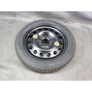 """2004-2010 BMW E60 5-Series E83 X3 17"""" Compact Spare Wheel and Tire Factory OEM - 30634"""
