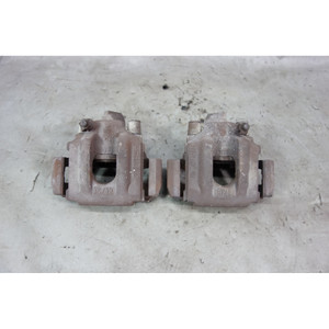 1996-1999 BMW E36 323i 328i Convertible Factory Rear Axle Brake Caliper Pair OEM - 30638