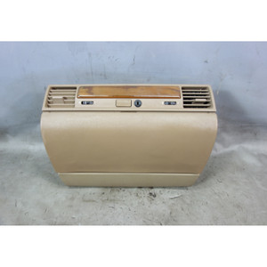 BMW E36 3-Series Convertible Front Interior Glove Box Assembly Beige 1994-1999 - 30642