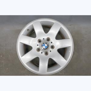 "1992-2006 BMW E36 E46 3-Series Factory 16"" Style 45 Alloy Star Spoke Wheel OEM - 30646"