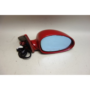 2001-2006 BMW E46 M3 M Right Passenger Outside Side Mirror Imola Red OEM - 30692