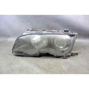 Damaged 2002-2006 BMW E46 M3 Left Bi-Xenon Factory Headlight Lamp w Broken Tab - 30696