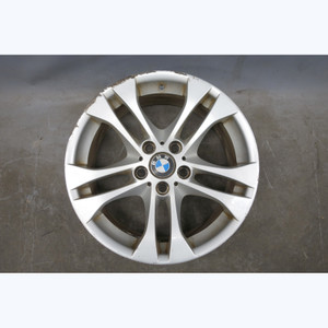 "2004-2010 BMW E83 X3 SAV Factory 18"" Style 205 Double-Spoke Alloy Wheel 18x8 OEM - 30759"