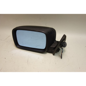 1992-1999 BMW E36 3-Series 2door Left Outside Side Mirror Jet Black 2 Heat OEM - 30779