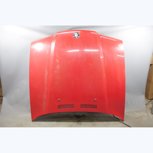 1994-1999 BMW E36 3-Series 2dr Coupe Vert Hood Bonnet Cover Panel Hellrot Red OE - 30800