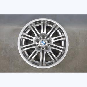 2001-2006 BMW E46 M3 Factory ///M 18x9 Rear Double-Spoke Alloy Wheel OEM - 30835