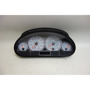 2001-2006 BMW E46 M3 Coupe Convertible Instrument Gauge Cluster for Manual Trans - 30836