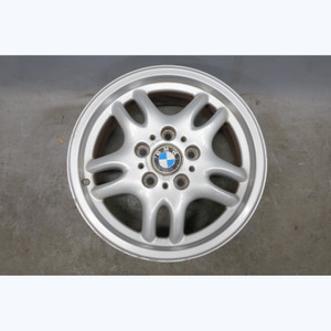 1992-2002 BMW E36 3-Series Z3 Factory 16x7 Double-Spoke Style 30 Alloy Wheel OEM - 30845