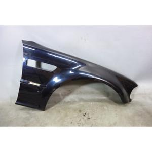 2001-2006 BMW E46 M3 Right Front Passenger's Fender Quarter Panel Carbon Black - 30847