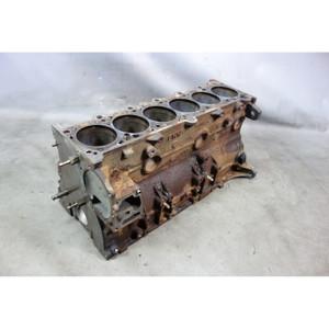 1996-1999 BMW E36 328i E39 528i M52 2.8L 6-Cylinder Engine Block Housing Bare OE - 30863