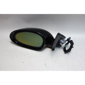 2003-2008 BMW E85 E86 Z4 Roadster Coupe Left Outside Dimming Side Mirror Black 2 - 30894